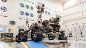 Comment le rover Persévérance, équipé de pièces imprimées en 3D, se développe sur Mars