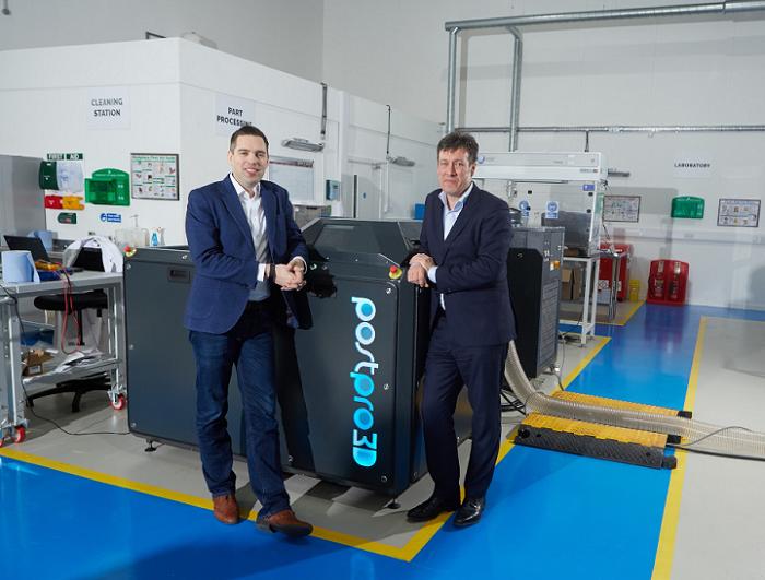 Les brèves de l'impression 3D, 14 mars 2021 : Technologies de fabrication additive, Hansgrohe et EOS, Clive Maxfield.