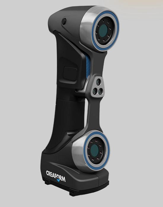 Creaform lance le scanner 3D portable HandySCAN 3D   Série SILVER