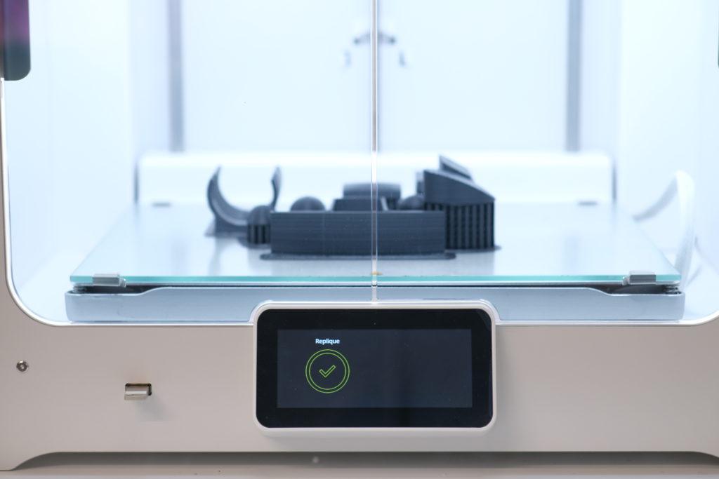 Replique de BASF veut imprimer en 3D toutes vos pièces détachées
