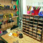Organisateur de tiroir pour composants électroniques – Découpe laser #3DPrinting #3DThursday