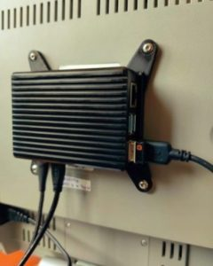 Raspberry Pi 4 VESA 75 100 (ou mur) Support pour dissipateur thermique #3Dprinting #3DThursday
