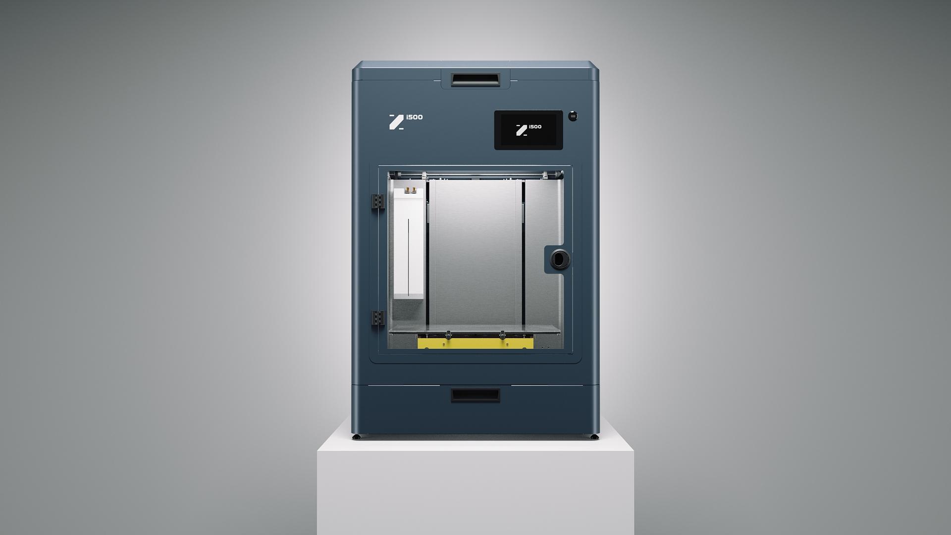 Zmorph annonce l'imprimante 3D de qualité industrielle Zmorph i500