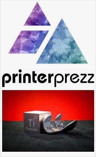 Les brèves de l'impression 3D, 24 avril 2021 : PrinterPrezz & Vertex Manufacturing, VELO3D, ASTM International, Desktop Metal.