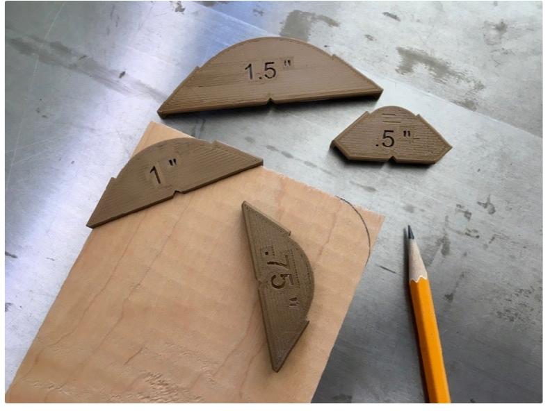 Read more about the article Modèle de coin arrondi #3DThursday #3DPrinting
