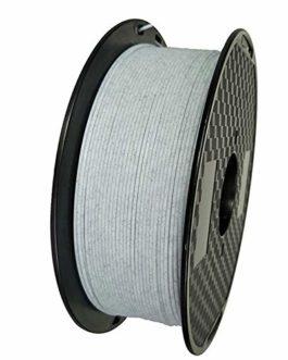 1/0.5/0.25kg Filament De Marbre, 1,75 Mm D'imprimante 3D Pierre De Filament Comme Matériau, Température D'impression 3D…