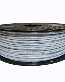 AGiao Filament PLA haute résistance pour imprimante 3D 1,75 mm 250 g 500 g Texture fil de pierre Plastique Matériaux d…