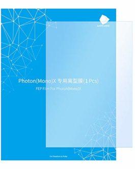 ANYCUBIC 1 PC Film FEP 8.9 », Feuille de Remplacement de Film Téflon 260 x 175 x 0,15 mm pour Imprimante 3D Résine…