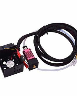 Aibecy Extrudeur Ender 3, Kit d'extrudeuse Hotend 24 V avec buse de 0,4 mm, bloc de chauffage en aluminium, Extrudeur…