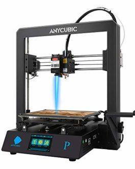 Anycubic Mega Pro FDM Imprimante 3D 2 en 1 avec impression 3D et gravure au laser 210 × 210 × 205 mm (Taille de l'impression) et 220 × 140 mm (Taille de la gravure)