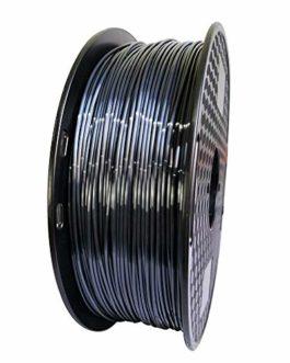 Auartmetion 1pc Soie Argent PLA Filament 1.75mm Imprimante 3D Filament Silky Shine 3D Pen Impression de matériaux en…