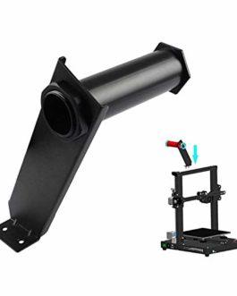 Auartmetion 1pc en Aluminium Solide PLA ABS Filament Piétement Fixe Support Holder Rack Filament