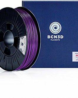 BCN3D PMBC-1000-005 Filament PLA résistant aux UV 2.85 mm 750 g Violet 1 pc(s)