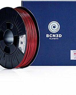 BCN3D PMBC-1000-006 Filament PLA résistant aux UV 2.85 mm 750 g Rouge