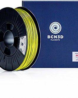 BCN3D PMBC-1000-009 Filament PLA résistant aux UV 2.85 mm 750 g Jaune 1 pc(s)