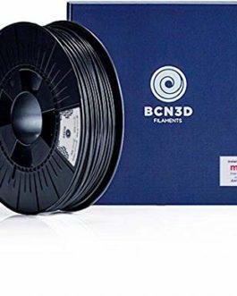 BCN3D PMBC-1000-002 Filament PLA résistant aux UV 2.85 mm 750 g Noir 1 pc(s)