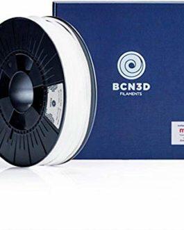 BCN3D PMBC-1004-001 Filament PETG 2.85 mm 750 g Blanc