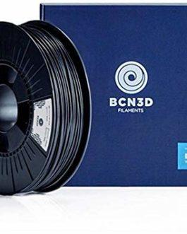 BCN3D PMBC-1007-001 PP GF30 Filament PP (polypropylène) résistant aux UV, résistant aux intempéries 2.85 mm 700 g Noir