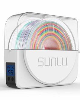 Mis à jour Boîte de Séchage pour Stocker le Filament d'imprimante 3D, Garde le Filament Sec Pendant l'impression, SUNLU…