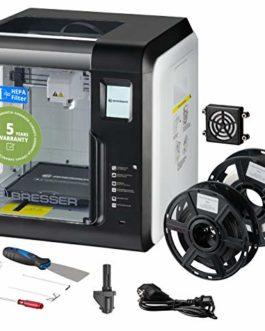 Bresser PLA Filament pour imprimante 3D – 500g Neutre Normal Imprimante 3D.