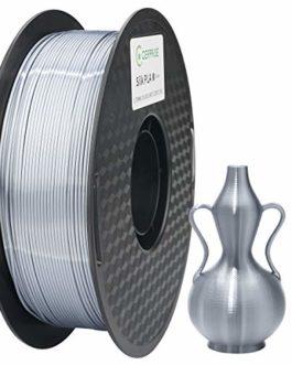 CERPRiSE Silk PLA Filament 1.75mm 3D Printer Filament 3D Printer Material 1kg / Spool, Silk Copper