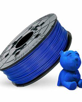Cartouche de filament ABS, 600g, Jaune Clair pour imprimante 3 d DA VINCI 1.0PRO – 1.0A – 1.0AiO – 2.0A – 1.1 PLUS…