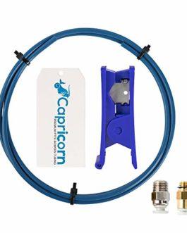 Comgrow Capricorn XS Series PTFE Bowden Tube à faible friction, compatible avec tous les filaments d'imprimante 3D 1,75 mm