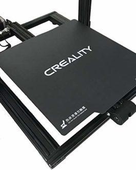 Creality Couverture chauffante pour imprimante 3D CR-10 CR-10S 30,5 x 30,5 cm
