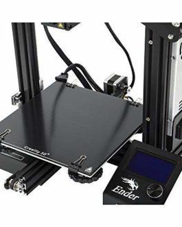Creality imprimante 3D verre de carbone de Lit chauffant Plateforme surface de construction 235 * 235mm de lit chauffé…