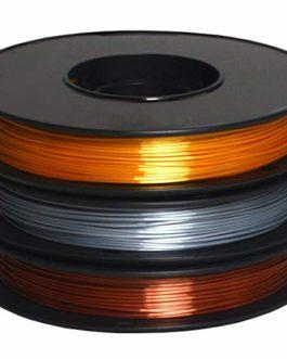 DERUC Geeetech PLA Filament 1,75 mm Sparky Blue, imprimante 3D Filament PLA 1 kg