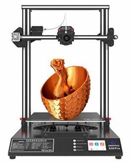 Deruc geeetech A30 PRO Imprimante 3D avec très grande espace de construction : 320 x 320 x 420 mm3, carte TF, impression autonome, processeur Smartto 32 bits, kit de bricolage semi-monté.