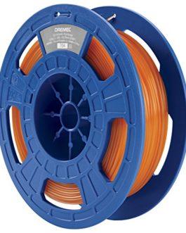 Dremel Filament PLA Rose pour Imprimante 3D, Diamètre 1.75 mm, 0.5kg, PLA-DF30