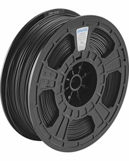 Dremel Filament ECO-ABS Noir pour Imprimante 3D45, Diamètre 1,75mm, 750G, Reconnaissance RFID