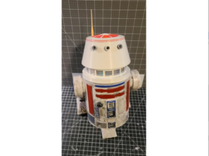 Droid Depot R5-D4 Deluxe Dome # 3DThursday # 3DPrinting #Revengeofthesixth