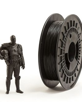Eumakers FTECD-2C-CARBONFIBER Filament Nylon Carbon Fiber, 2,85 mm, Noir