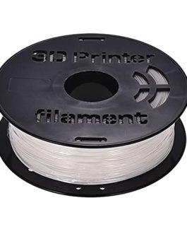 Fesjoy Filament d'impression PC, Diamètre de 1.75mm de Filament de Polycarbonate de 1KG / PC de Bobine> 240 Temperature…