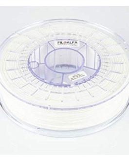 Filament Alfa 1,75 mm Polycarbonate/ABS Blanc 700 g