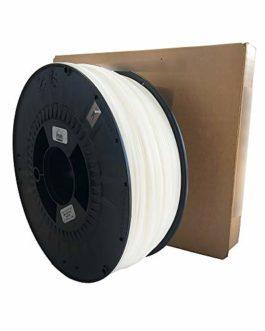 Filament Imprimante 3D – Filament soluble DSF pour supports transparents – 1,75 mm – Poids 750 g – Impression 3D