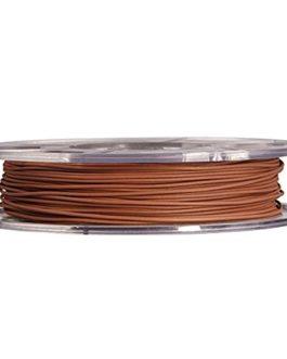 Filament Pla Métal 1.75mm, filament d'imprimante 3D, matériau de cuivre rouge, bobine de 1 kg, 30% de cuivre rouge + 70…