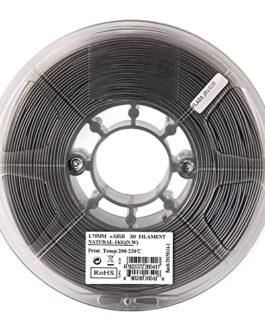 Filament Pla Métal 1.75mm, filament d'imprimante 3D, matériau en aluminium, bobine de 1 kg, 30% d'aluminium + 70% de PLA