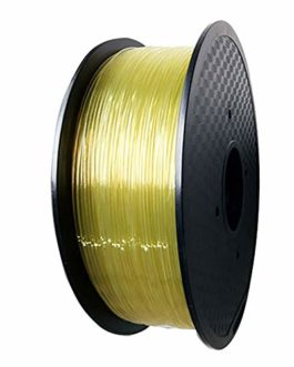 Filament Soluble dans l'eau d'alcool Polyvinylique PVA 1.75mm Filament d'impression 3D Bobine De 0.5 Kg pour Imprimante…