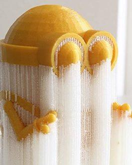 Yimihua Filament PVA Filament hydrosoluble Filament d'imprimante 3D, Filament Soluble dans l'alcool polyvinylique 1,75…