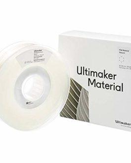 Filament Ultimaker PVA – M0952 Natural 750-206127 Plastique PVA 2.85 mm Transparent 750 g