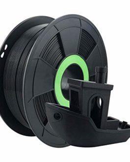 ZIRO Filament PLA Pro Basic Color Series 1,75 mm, 1 kg, précision dimensionnelle +/- 0,03 mm, noir