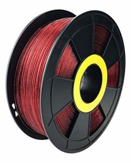 ZIRO Filament PLA pailleté 1,75 mm, pour imprimante 3D PLA-Diamond Series 1,75 1 kg, précision dimensionnelle +/- 0,03…