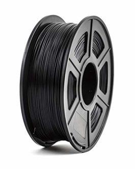Haute précision Imprimante 3D Filament PLA 1.75mm 1kg / 2.2LBS Consommables en Plastique 3D Matériau 3D Filament…