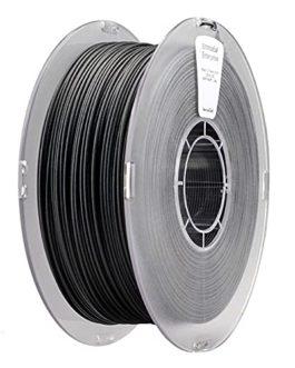 Filament de l'imprimante 3D 1.75mm PET K7CF Fibre de carbone Matière d'animaux de compagnie renforcée Haute dureté et…