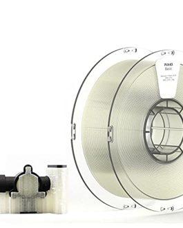 Filament de l'imprimante 3D 1.75mm PVA K5 Support soluble Matière à 0,5 kg