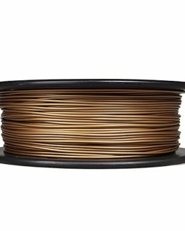 Filament d'impression 3D De Filament PLA en Métal 0,5 Kg, Filament Conducteur PLA en Laiton 0,5 Kg, 1,75 Mm / 3,0 Mm en…