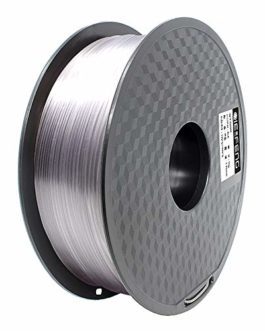 Filament d'impression 3D Filament Polycarbonate PC Haute Température 1.75mm PETG-110 ℃ Filament H-PLA Blanc Et Bleu pour…